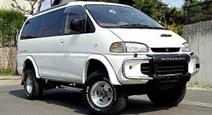 Mitsubishi Delica 4X4 305x165