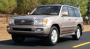 Toyota Land Cruiser 100 305x165